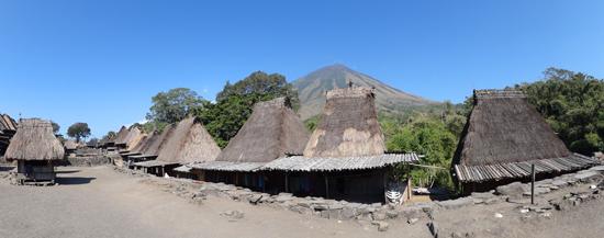 Bhaga - pondok kecil di tengah desa
