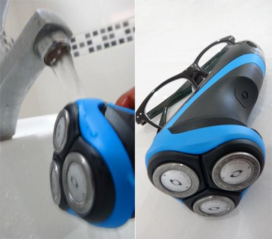 Philips Aqua Touch bisa digunakan basah atau kering