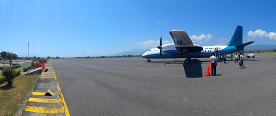 bandara Frans Seda, Maumere
