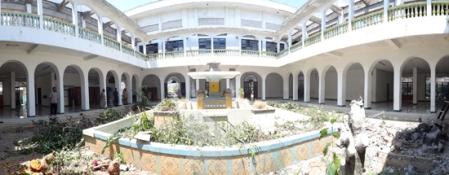 renovasi masjid An Anur tahun 2012