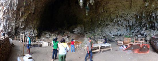 Liang Bua, Dusun Rampasasa, Desa Liangbua, Kecamatan Ruteng, Kabupaten Manggarai