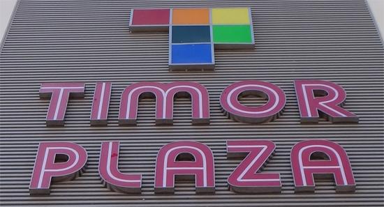 Timor Plasa - Mall pertama di kota Dili
