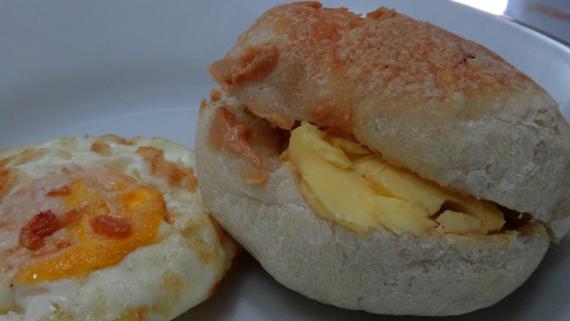 roti pa'un - roti khas Timor Leste