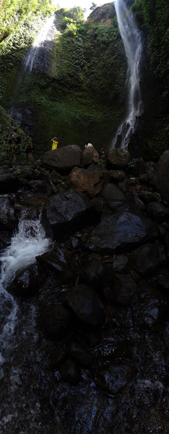 keindahan tersembunyi -air Terjun Murusobe