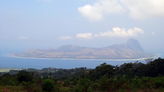 pulau Moles