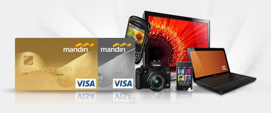 kartu kredit - cara mudah bertransaksi (sumber http://www.bankmandiri.co.id)