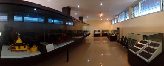 ruang seni ukir dan arsitektur