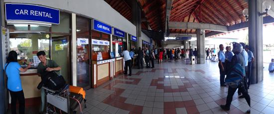 sewa mobil - Bandara Ngurah Rai