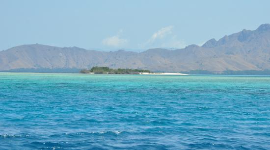 pulau gosong di Karang Makassar