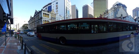 Long Bus | Kuala Lumpur City | SONY DSC-TX10