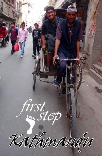 First Step Kathmandu