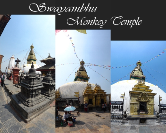 Swayambhunath - Monkey Temple