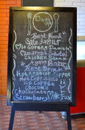 daftar menu andalan