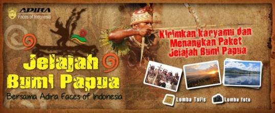Jelajah Papua Adira