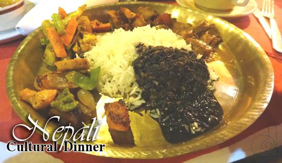 Nepali Dinner