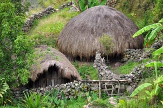 Honai - rumah Papua