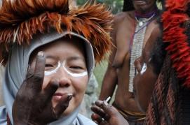 make up ala suku Lani