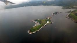 Pulau Asei , Danau Sentani