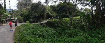 bonus - trekking di jalan aspal
