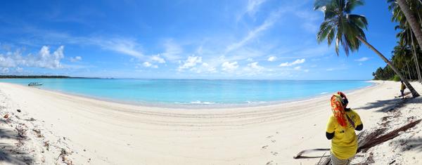 Pulau Masilok Mentawi, destinasi wisata yang tidak populer tapi sangat indah