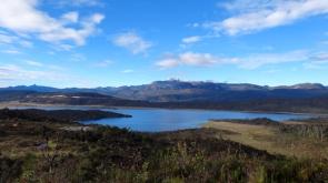 sisi lain danau Habema