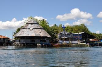 dermaga Pulau Assei Besar