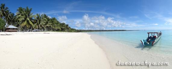 Blue Sky - Masilok Island