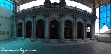 mimbar Masjid Kashmiri Taqiya