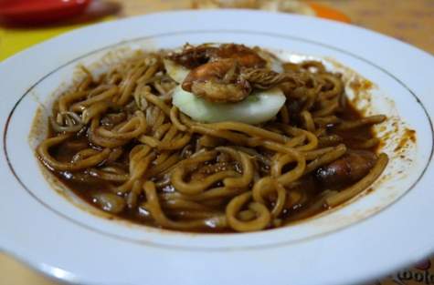 mie aceh spesial udang