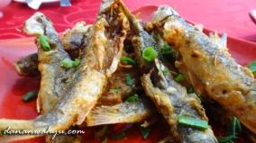 ikan goreng