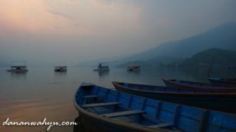 asal ikan goreng , Danau Phewa