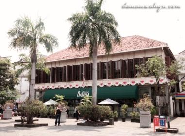 Cafe Batavia - Kota Tua Jakarta