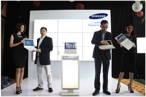 Press Launching Samsung ATIV Book 9 Lite di Plaza Bapindo