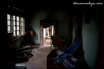 ruang tengah rumah daswati
