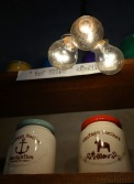bola lampu menjuntai