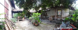 halaman belakang rumah daswati
