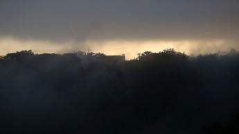 pagi di Koto Gadang