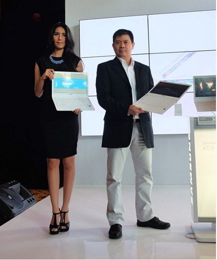 ATIV Book 9 Lite menjawab tren notebook ultra slim dan light