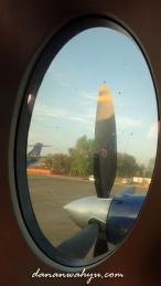 pesawat dengan baling-baling