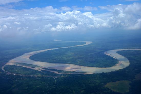 Sungai Batanghari - Jambi