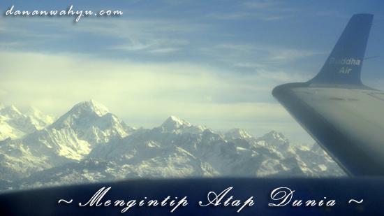 Budha Air Mountain Flight