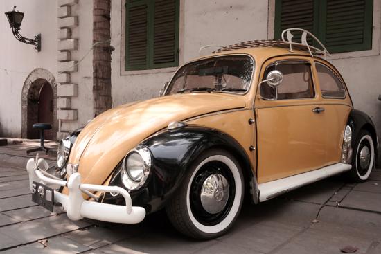 VW Kodok di Kota Tua Jakarta