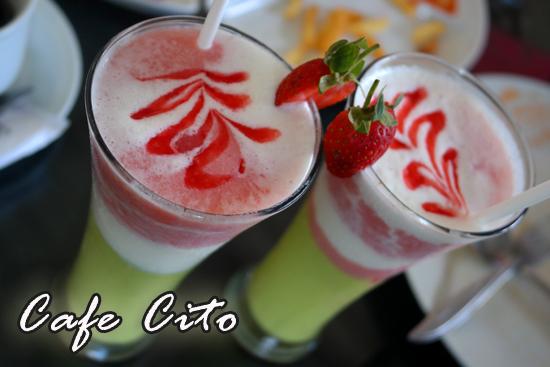 Juice Anti Galau - Cafe Cito