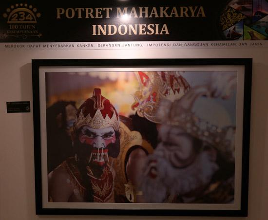 Finalis Potret Mahakarya Indonesia