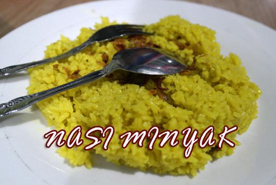 Nasi Minyak Warung Manggis
