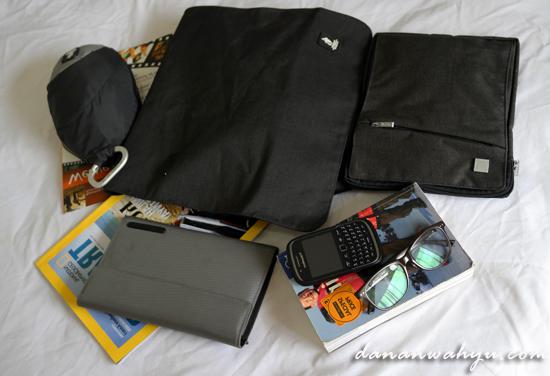 My Lexon Bags