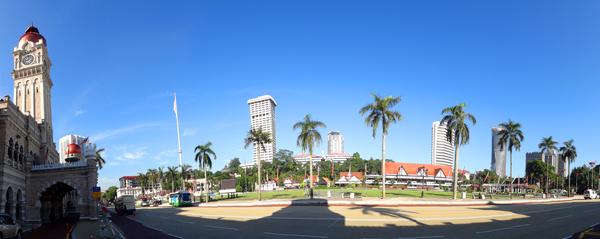 dataran Merdeka Malaysia