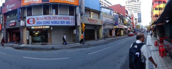 Jalan Sultan , China Town