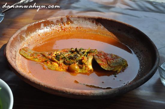 Masam Njing - Kuliner Khas Takengon