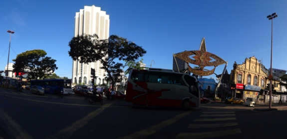 Penyebrangan Jalan Central Market
